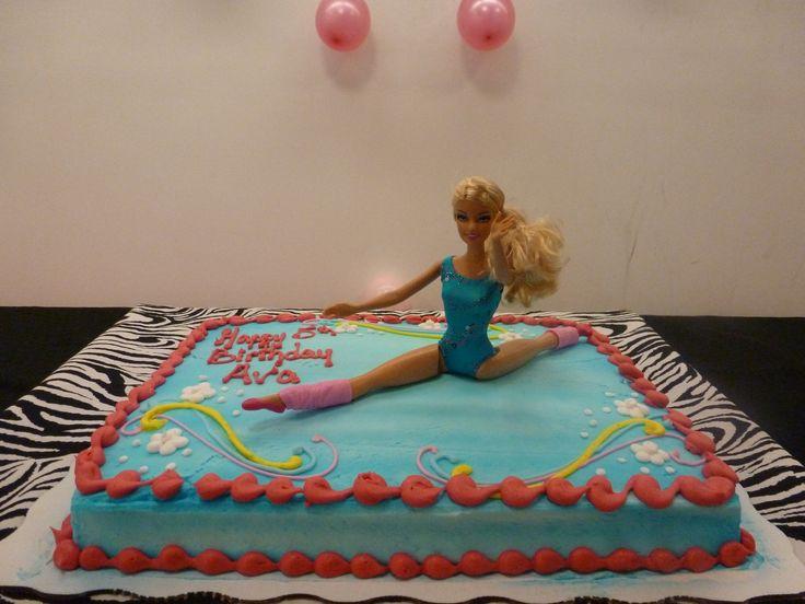 27 best Barbie birthday images on Pinterest Birthday cakes