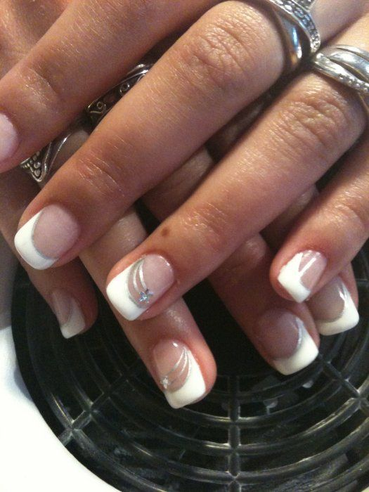 Photo Ongle Gel Deco