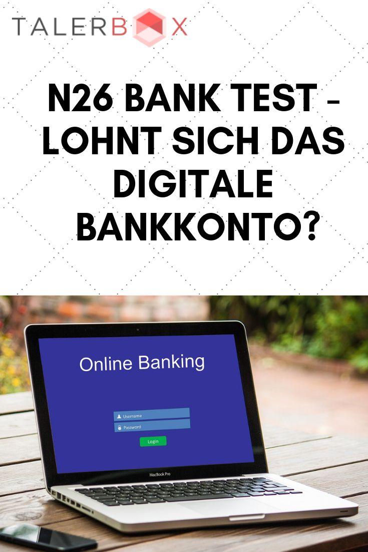 N26 Bank Erfahrungen