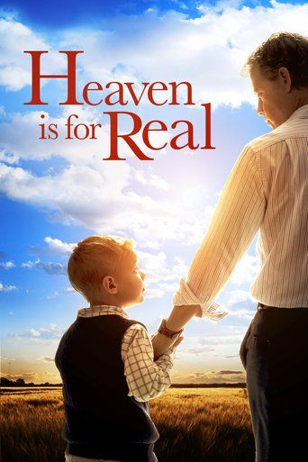 heaven is for real is also one of my favorite movies because it is based on a true story