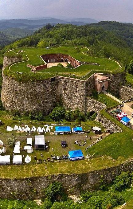 Srebna Gora Fortress # Poland