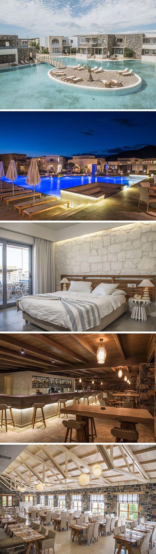 Het vijfsterren familiehotel SunConnect Ostria Resort & Spa ligt op het Griekse eiland Kreta, direct aan het strand. De uitgebreide all inclusive formule, een ruim aanbod aan (sport)faciliteiten en moderne familiekamers zorgen voor een ontspannen vakantie voor het hele gezin.