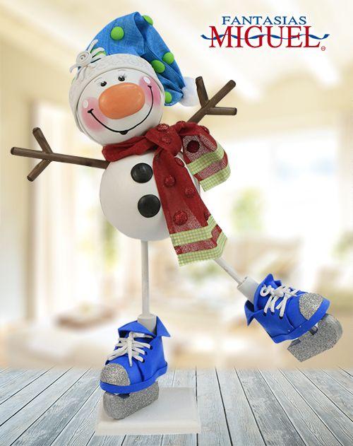 Termoformado Muñeco de nieve / Navidad 2014 / Adorno / Decoración