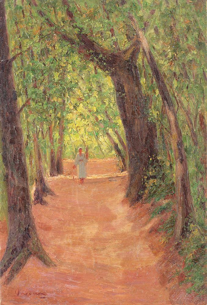 Prin pădure