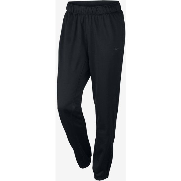 Nike All Time Tech Women's Training Pants. Nike.com ❤ liked on Polyvore featuring activewear, activewear pants, nike activewear pants, nike, nike sportswear and nike activewear