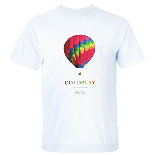 >> Click to Buy << Hot 2017 Summer T Shirt Fashion Gildan Coldplay Tour 2016 Crew Neck Novelty Short Tees For Men #Affiliate