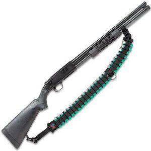 MOSSBERG 500 TACTICAL PUMP SHOTGUN AMMO SLING (25 SHELLS) ***MADE IN U.S.A.*** $19.75