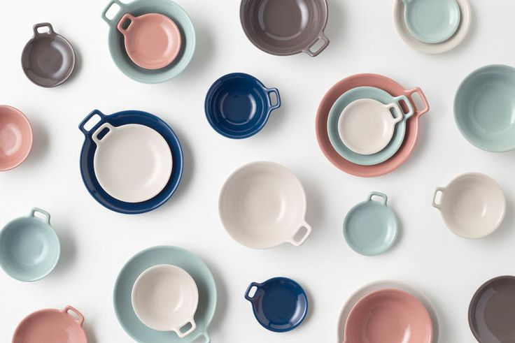 Nendo's Lovely New Line Of Dishware Is Designed For Tiny Apartments | Co.Design | business + design