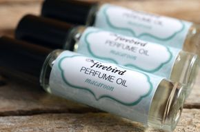 Macaroon Perfume Oil  Coconut White Chocolate by FirebirdBathBody, $9.00