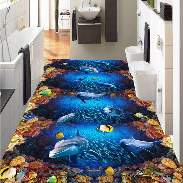 Coral Bathroom Decor, Girl Bathroom Ideas And Guest