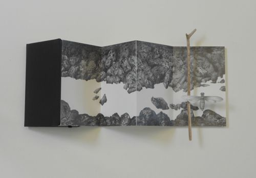 Foldup River Journal: Duck Reach by Julie Payne - drawings - Tasmanian artist