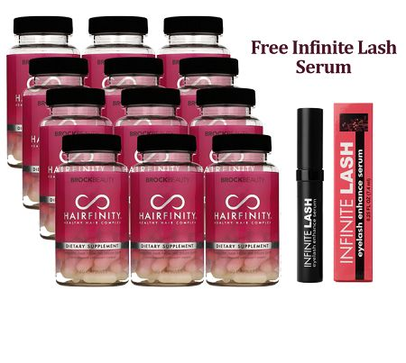Hair Infinity Vitamins Hairfinity