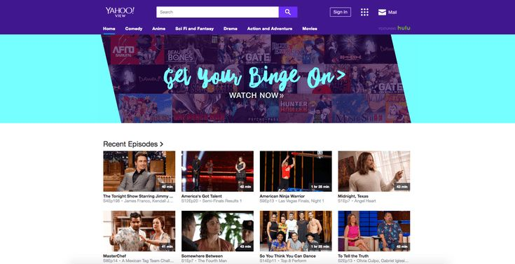 10 Sites to Watch Free Full Episode TV Shows Online: Yahoo View