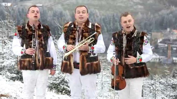 Fratii REUT - Craciun in Bucovina, Colinde 2014
