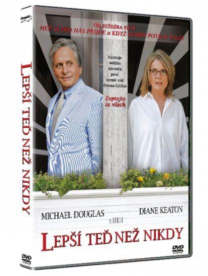 LEPŠÍ TEĎ NEŽ NIKDY / DVD