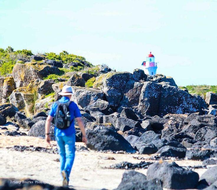 """Explore"" #portfairy #griffithisland #walk #beach #explore #nature…"