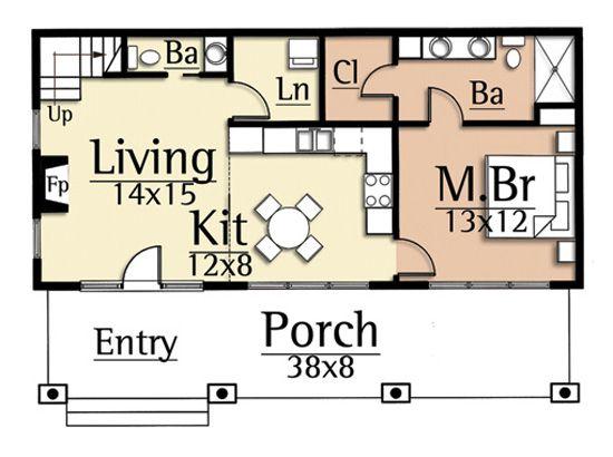 Kitchen Plans For Log Homes
