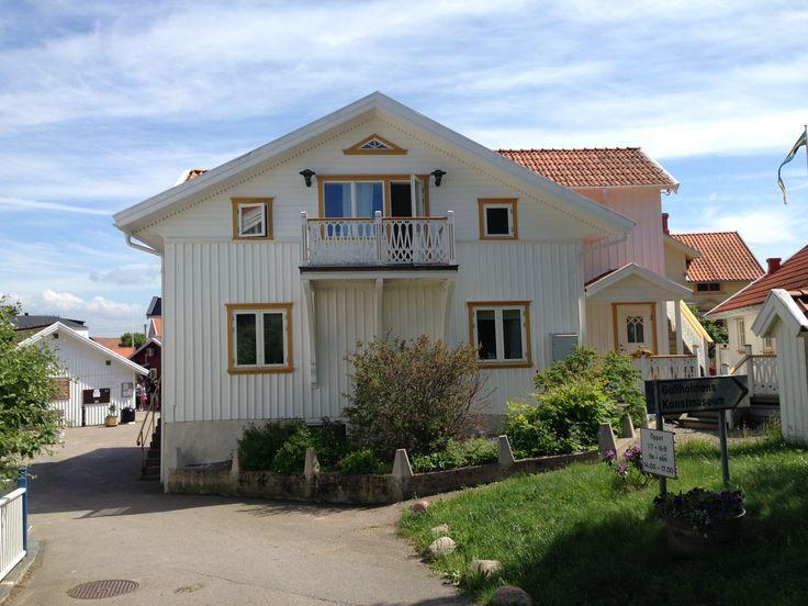 Www.kobbaroskar.com Apartments on Gullholmen for rent