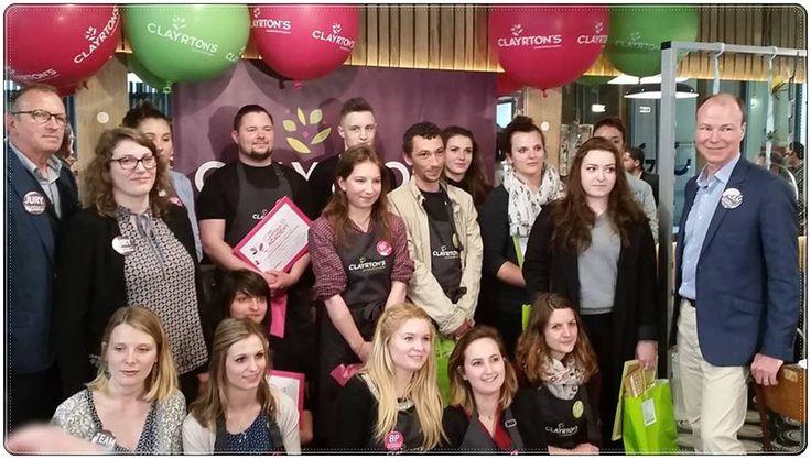 Paris – Concours des Jeunes Talents de la Clayrton's Academy 2016