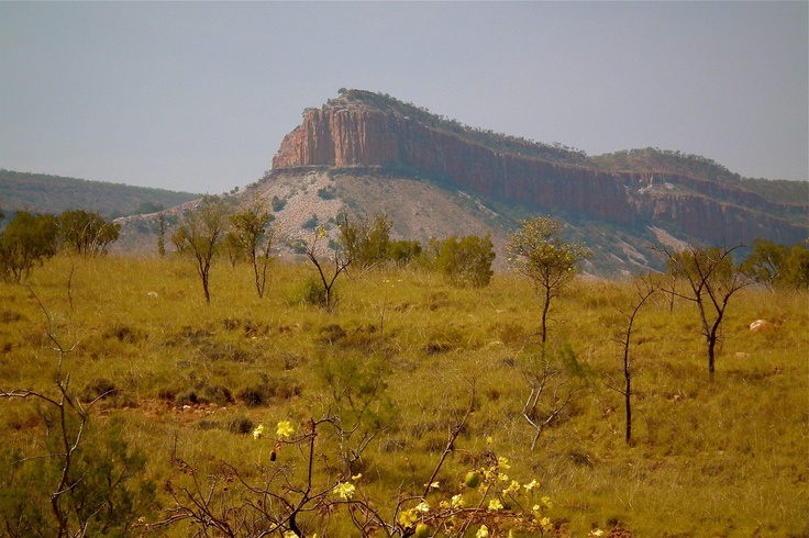 The Gibb River Road, W.A.