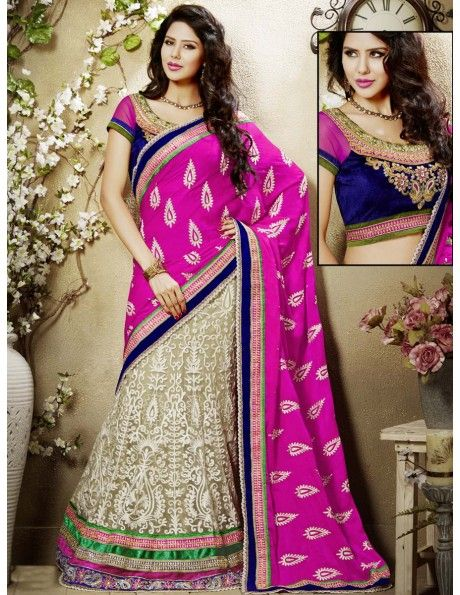 Bharat plaza gives you a complete outlook on the latest bridal lehenga.Prominent Lehenga Choli. http://www.bharatplaza.com/women/lehengas.html