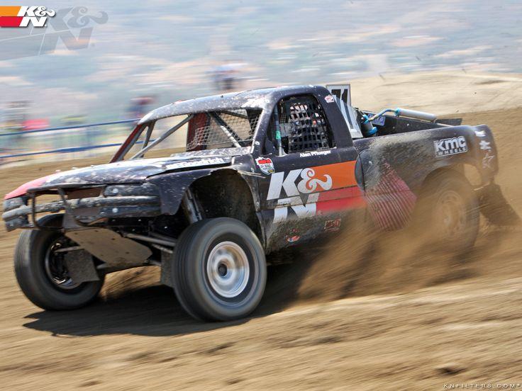 Lucas Oil Offroad-Rennen K&N Lastwagen