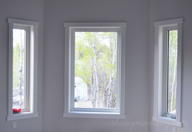 Diy Simple Craftsman Trim Our Diy House I Love The