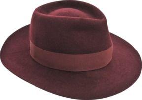 LAROSE Fedora hat on shopstyle.co.uk