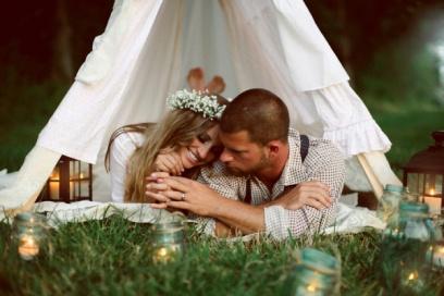 Matrimonio ispirato agli anni 70  Wine&Wedding™ Italy