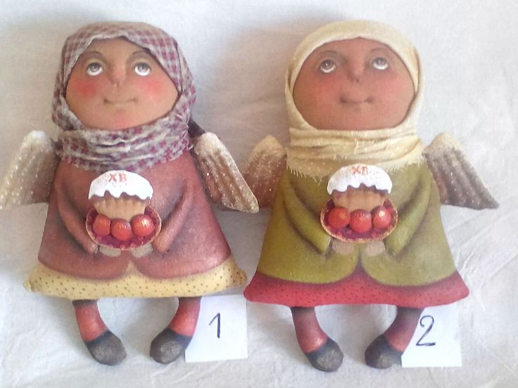 Купить Пасхальный Ангел - текстильная игрушка, ароматизированная игрушка, ангел, Пасха, пасхальный сувенир