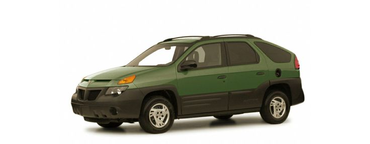 the one and only Pontiac Aztek