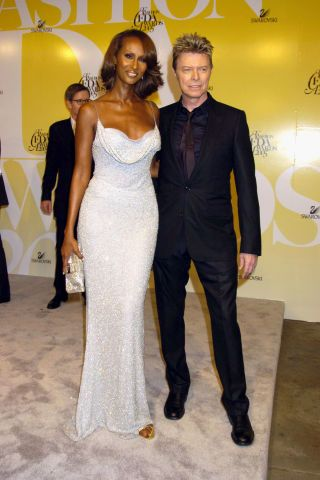 The 23 best model and musician couples of all time: Iman and David Bowie
