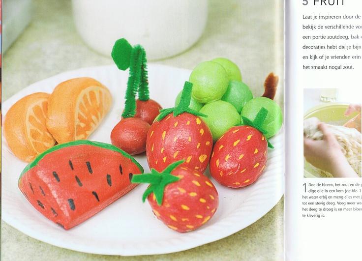 Zoutdeeg fruit