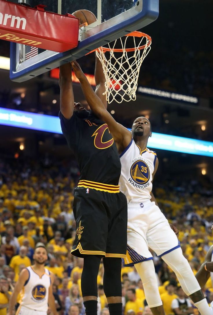 The difference on Sunday night was sharpshooter Klay Thompson. The Warriors believed he was simply too talented to stay in his offensive funk for long. Cleveland Cavaliers head coach Tyronn Lue could sense it coming days ago.