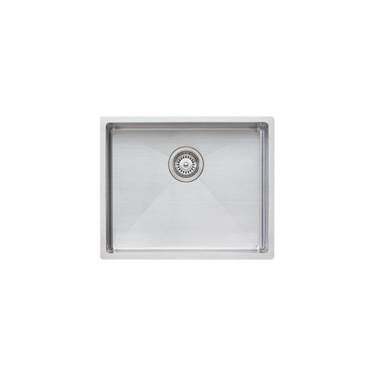 The traditional stainless finish sink is a great option for those after the quality features of an Oliveri Spectra Sink.
