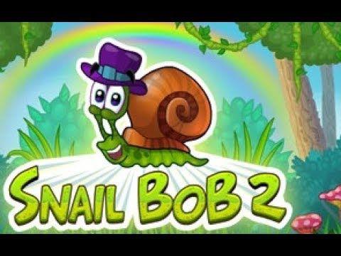 Juegos Para Niños pequeños el Caracol Bob 2 ► videos para niños