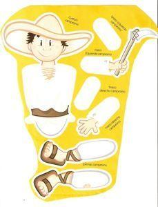 Image result for dibujos para colorear de la independencia para preescolar