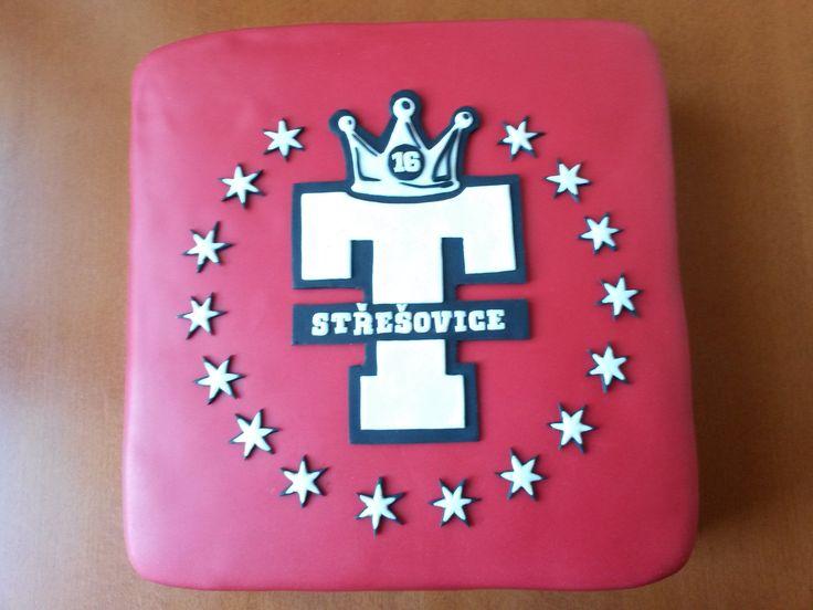 cake for florbal team