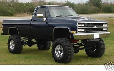 1986 Chevy K10 Lifted | 10 inch lift on 1986 3/4 ton chevy silverado - Page 6