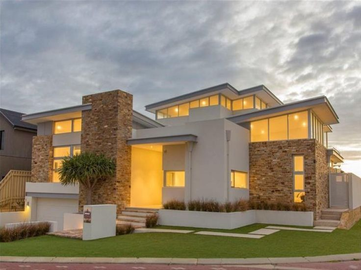 Modern corner block designs google search house ideas for Modern house designs nsw