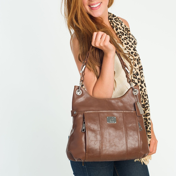 "Grace Adele ""Laney"" leather bag, in Cognac. Hey Santa! Are you looking!?!"