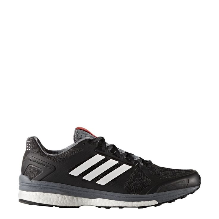 Mens Adidas Supernova Sequence Boost 9 Black Athletic Running Shoes BB1613 9-15