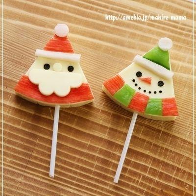 クリスマスのキュートなお料理♪子どもにも人気のレシピ11選 - ライブドアニュース