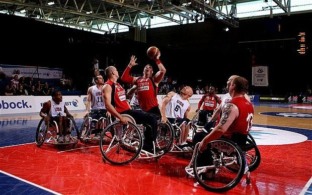 London 2012 Paralympics: GB basketballers announced by the BOA for the Games