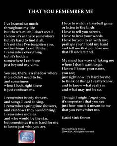 An Alzheimer's Poem. Seth Rogen testified at Congressional Sub-Committee about Alzheimer's. I'm re-posting in support of his efforts.