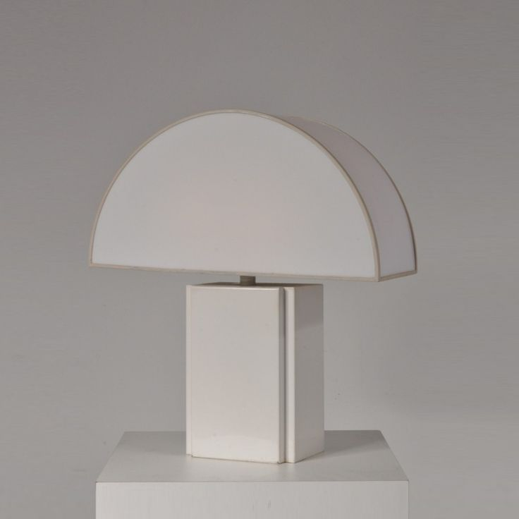 Desk lamp by harvey guzzini for guzzini 1960s