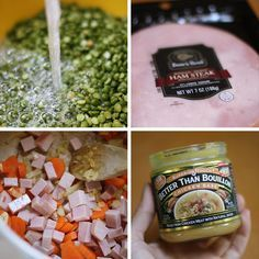 Best 25+ Pea soup with ham ideas on Pinterest | Recipe for ...