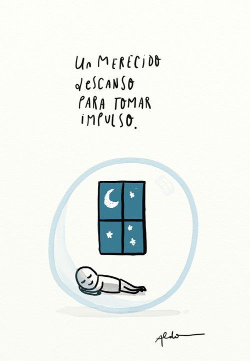 La siesta dominguera, bien argentino
