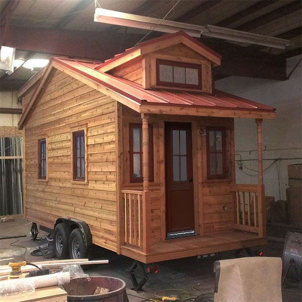 Tumbleweed Tiny House Cottages: 28 Best Cabin Plans Images On Pinterest