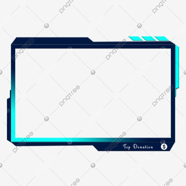Twitch Overlay Live Streaming Stylish Face Cam Template Twitch Overlay Streaming Overlay Face Cam Png Transparent Clipart Image And Psd File For Free Downloa Overlays Transparent Free Overlays Overlays